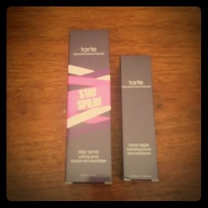 NEW Tarte Stay Spray & Base Tape